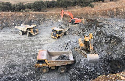 Construcción de 5 parques eólicos en Teruel